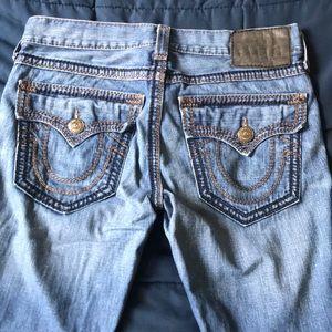 OG 2008 True Religion Billy Big QT Jeans